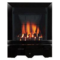 Focal Point Noir multi flue Black Gas Fire