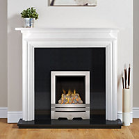 Regent White Fire surround