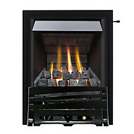 Focal Point Horizon multi flue Black Gas Fire