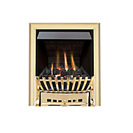 Focal Point Elegance Manual Control Inset Gas fire