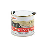 Unika Clear Matt Solid worktop Worktop oil, 0.38L