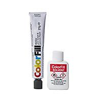 Unika Colorfill Dark stone Matt Worktop Sealant & repairer, 20ml