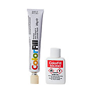 Unika White Gloss Worktop Sealant & adhesive, 20ml