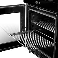 Leisure Cuisinemaster CS110F722K Freestanding Dual fuel Range cooker with Gas Hob