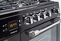 Leisure Cookmaster CK110F232K Freestanding Dual fuel Range cooker with Gas Hob