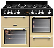 Leisure Cookmaster CK110F232C Freestanding Dual fuel Range cooker with Gas Hob
