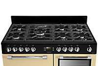 Leisure CK110F232C Freestanding Dual fuel Range cooker with Gas Hob