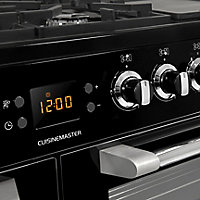 Leisure CS100F520K Freestanding Dual fuel Range cooker with Gas Hob