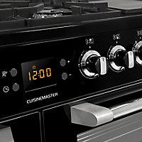 Leisure Cuisinemaster CS100F520K Freestanding Dual fuel Range cooker with Gas Hob