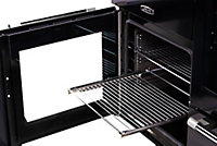 Leisure CK100F232K Freestanding Dual fuel Range cooker with Gas Hob