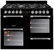 Leisure CK100G232K Freestanding Gas Range cooker with Gas Hob
