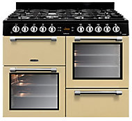 Leisure CK100G232C Freestanding Gas Range cooker with Gas Hob