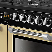 Leisure Cookmaster CK100G232C Freestanding Gas Range cooker with Gas Hob