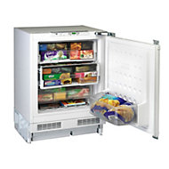 Beko QZ32 White Integrated Freezer