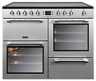 Leisure CK100C210K Freestanding Electric Range cooker with Electric Hob