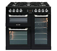 Leisure CS90F530K Freestanding Dual fuel Range cooker with Gas Hob