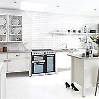 Leisure CS90C530X Freestanding Electric Range cooker with Ceramic Hob