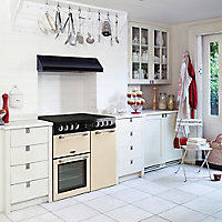 Leisure CK90C230S Freestanding Electric Range cooker with Electric Hob