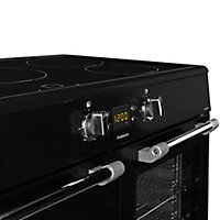 Leisure CK100D210K Freestanding Electric Range cooker with Induction Hob