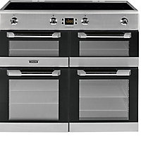Leisure Cuisinemaster CS100D510X Freestanding Electric Range cooker with Induction Hob