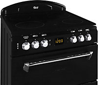 Leisure Cookmaster CLA60CEK Electric Double Cooker with Ceramic Hob