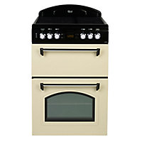 Leisure CLA60CEC Electric Double Cooker with Ceramic Hob