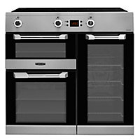 Leisure CS90D530X Freestanding Electric Range cooker with Induction Hob