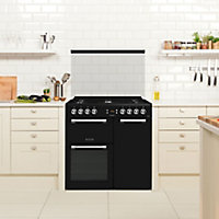 Leisure CC90F531K Freestanding Dual fuel Range cooker with Gas Hob
