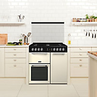 Leisure CC90F531C Freestanding Dual fuel Range cooker with Gas Hob