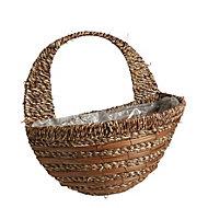 Gardman Sisal Rope & fern Hanging basket 406.4 mm