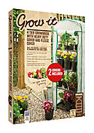 Grow It Steel 4 Tier Growhouse