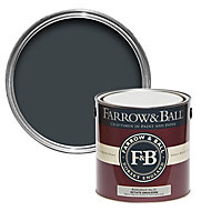 Farrow & Ball Estate Railings No.31 Matt Emulsion paint, 2.5L
