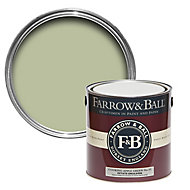 Farrow & Ball Estate Cooking apple green No.32 Matt Emulsion paint, 2.5L