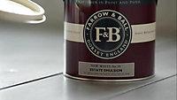 Farrow & Ball Estate New white No.59 Emulsion paint, 0.1L Tester pot