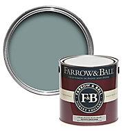 Farrow & Ball Estate Oval room blue No.85 Matt Emulsion paint, 2.5L