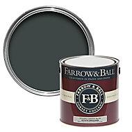Farrow & Ball Estate Studio green No.93 Matt Emulsion paint, 2.5L