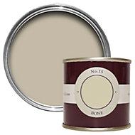 Farrow & Ball Bone no.15 Estate emulsion paint 0.1L Tester pot