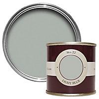 Farrow & Ball Estate Light blue No.22 Emulsion paint, 0.1L Tester pot