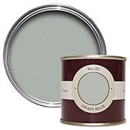 Farrow & Ball Light Blue no.22 Estate emulsion paint 0.1L Tester pot