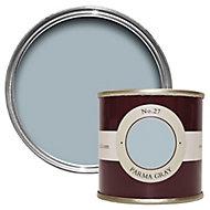 Farrow & Ball Estate Parma gray No.27 Emulsion paint, 0.1L Tester pot