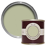 Farrow & Ball Estate Cooking apple green No.32 Emulsion paint 100ml Tester pot