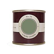 Farrow & Ball Estate Calke green No.34 Emulsion paint, 0.1L Tester pot