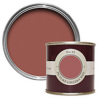 Farrow & Ball Estate Picture gallery red No.42 Emulsion paint 100 Tester pot