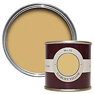 Farrow & Ball Estate Sudbury yellow No.51 Emulsion paint, 0.1L Tester pot