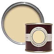 Farrow & Ball Estate Farrow's cream No.67 Emulsion paint 0.1L Tester pot