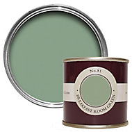 Farrow & Ball Estate Breakfast room green No.81 Emulsion paint 100 Tester pot