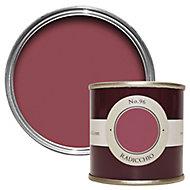 Farrow & Ball Estate Radicchio No.96 Emulsion paint, 0.1L Tester pot