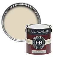 Farrow & Ball Lime White no.1 Matt Modern emulsion paint 2.5L