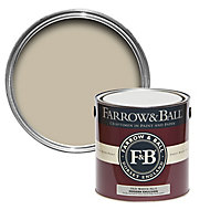 Farrow & Ball Modern Old white No.4 Matt Emulsion paint, 2.5L