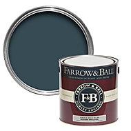 Farrow & Ball Hague Blue no.30 Matt Modern emulsion paint 2.5L